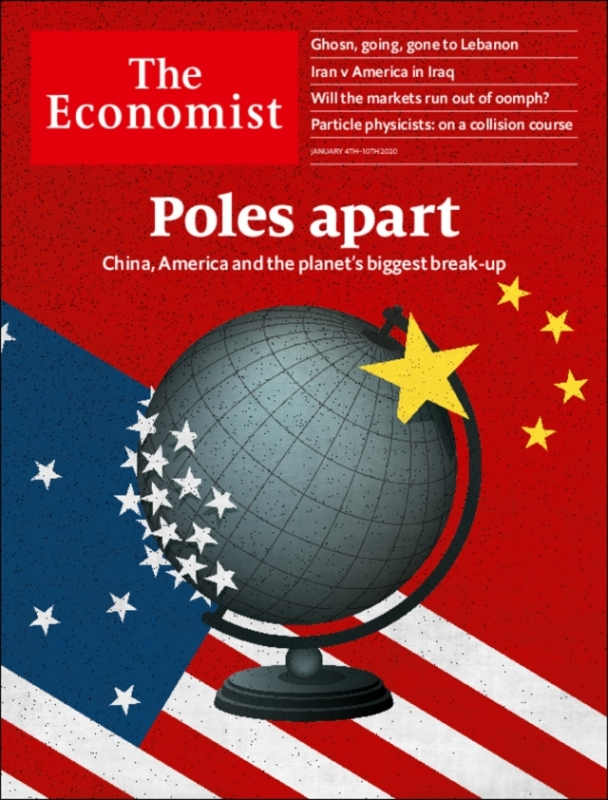 经济学人 The Economist 20200104(January 4TH-10TH 2020)