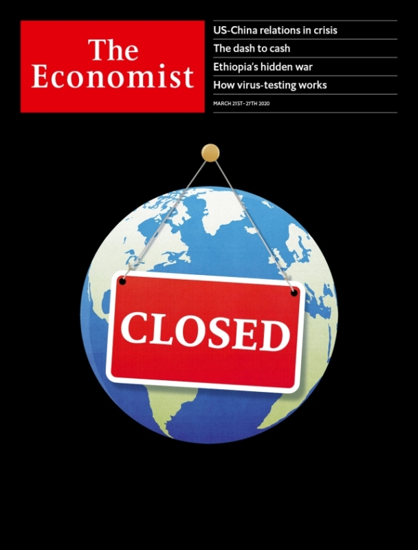 经济学人 The Economist 20200321(March 21ST-27TH 2020)