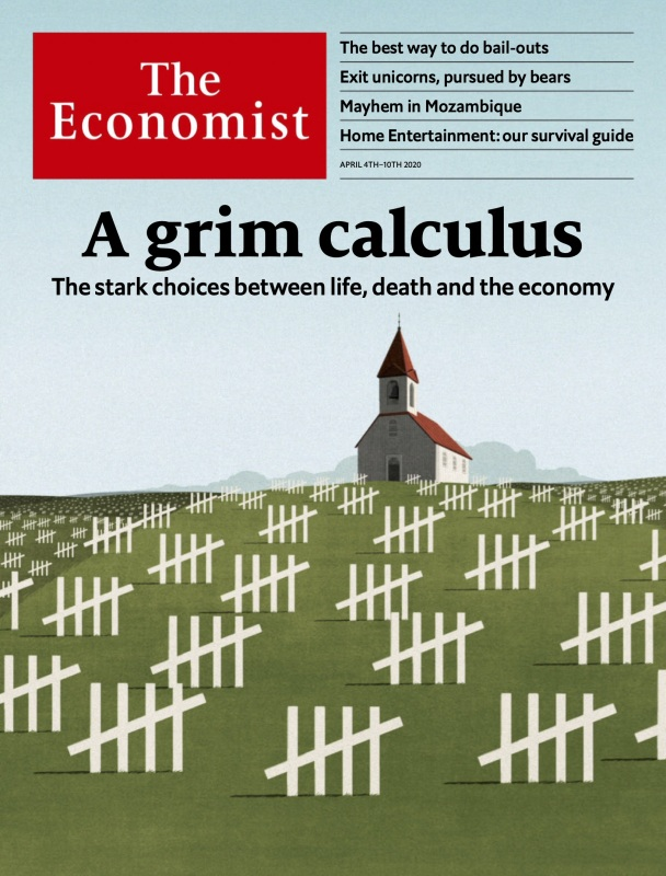 经济学人 The Economist 20200404(APRIL 4TH–10TH 2020)