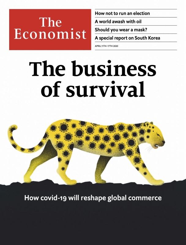 经济学人 The Economist 20200411(APRIL 11TH–17TH 2020)