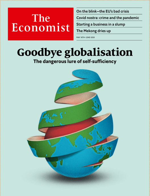 经济学人 The Economist 20200516(MAY 16TH–22ND 2020)
