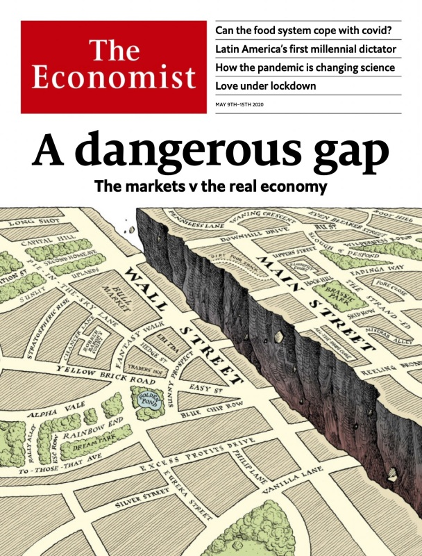 经济学人 The Economist 20200509(MAY 9TH-15TH 2020)